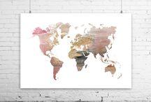 Ikonolexi -World maps