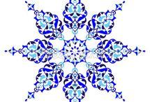 osmanlı selçuklu türk desenleri