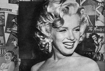 The Incomparable Marilyn! / by Marilyn Young Celebrity Makeup Artist
