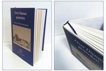 Inbindtechnieken / Verschillende technieken om boeken te maken of om gewoon een verslag bij elkaar te binden. Wire-o, bindrug, boek met hardcover of softcover etc.