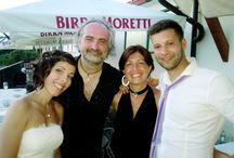 Ary Roby Matrimonio a Trieste Erica Sebastiano / Ary Roby Intrattenimenti Musicali Matrimonio Musica Trieste Wedding Party Ricevimento Nozze