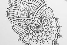 Zentangle Art Inspiration