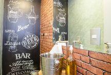 idéias do bar