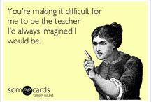 Teacherisms