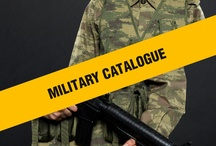 Askeri Kıyafet Kataloğu