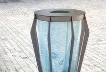 Street furniture/bin