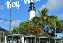 Key West Christmas! / Key West, a great place to shake off the winter blues