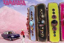 Affiches Taratata Bijoux / Découvrez tous les supports de communication qui ont fait le succès de la marque de bijoux fantaisie Taratata