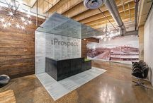 commercial interiors / by refresh* design