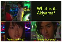 Liar Game <3 / Mainly AkiNao *waves flag*