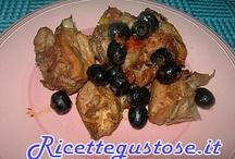 Secondi carne - Coniglio, ricette coniglio / Tante ricette gustose con il coniglio. https://www.ricettegustose.it/Categorie/Coniglio_index.html