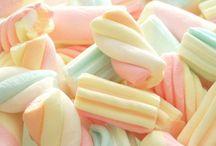 Sweet Pastels / Lots of Pastel drawings of all things sweeties!