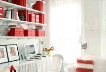 Craft room inspiration / by Nicolette Detwiler
