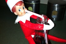 Elf on a Shelf / by Emily Herb