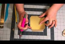 envelope punch board / by Lisa Clubb