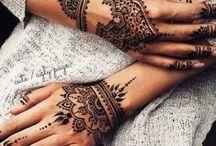 Henné design