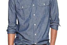 Style: Ernest Alexander - Chambray Shirt