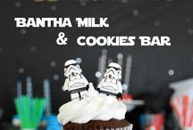 The Best Star Wars Birthday Party Ideas / The BEST Star Wars Birthday Party Ideas |Jedi| DIY| Lightsaber| Stormtrooper| Yoda| Darth Vader| Star Wars| The Force is Strong with this one! |
