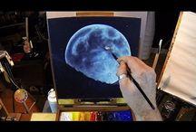 Lune / Réaliste