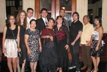 Book Launch Party / The book launch of Susan Nadathur's debut novel CITY OF SORROWS at La Casa de Espana in San Juan, Puerto Rico