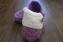 Moje tvoření - botky, botičky, ponožtičky