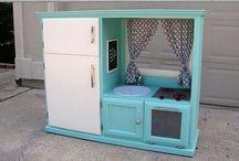 Furniture DIY Repurpose
