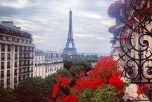 PARIS / Parisian inspiration.