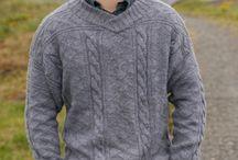 αντρικό  πουλόβερ