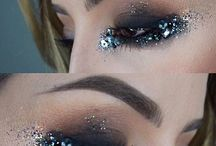 Extravagantní make up
