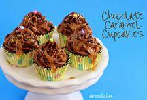 Cupcakes / Keep Calm and Eat a Cupcake