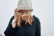 Knit Hat Adults