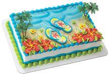 Jacie's pool/beach party / by Sherry Crutchfield