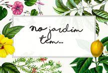 Coleção: No Jardim Tem... / Coleção de pingentes bordados pelo Ânima Ateliê! https://www.facebook.com/animaateliecraft/