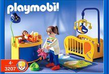 Playmobile.