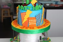 Power Rangers birthday