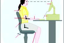 Ergonomics / ergonomics information and tips