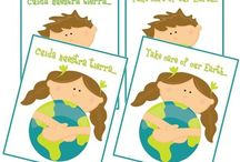 Bilingual Earth Day / A mix of English and Spanish resources for celebrating Earth Day. / by MommyMaestra