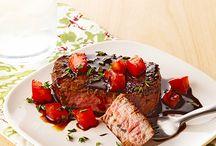 Steakzubereitung