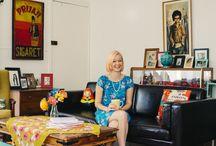 Unleash Creative / interviews with Head Honcho Magdalena Franco + PR