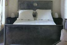 la camera da letto...