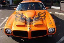 Pontiac Firebirds