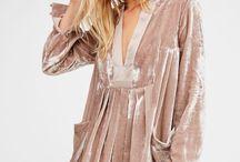 Платья, стиль