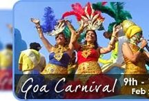 Goa Carnival 2014 / Carnival festival in Goa involves great festivities for three days; which is not only celebrated by Christians, but also by people from different faiths.