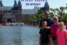Holiday 2016 Amsterdam