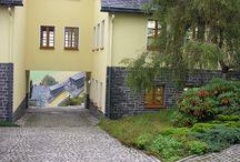 Zu Gast bei Wendt & Kühn / Zum 100. Geburtstag der Manufaktur Wendt & Kühn war Lothar John zu den Feierlichkeiten in Grünhainichen und Seiffen eingeladen.