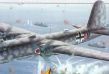 ww2 German Bombers