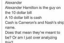 Random fandoms