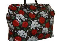 Waterproof Carpet Bags / Laminated cotton carpet bags