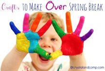 New spring break / by Julie Ballard