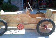 Carros madeira